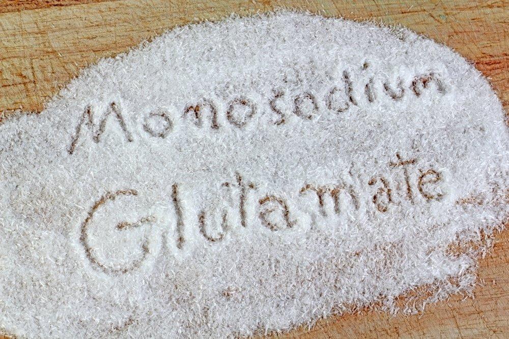 glutamate monosodique