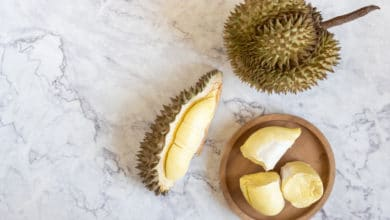 Photo of Durian : le fruit odorant d'Asie, bienfaits et propriétés