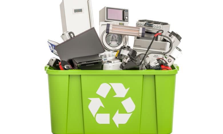 Recycler les déchets électroniques