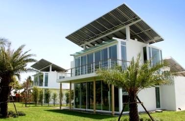 phi suea la premi re maison solaire hydrog ne autonome. Black Bedroom Furniture Sets. Home Design Ideas