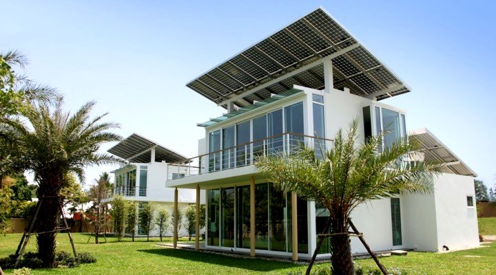 Phi suea la premi re maison solaire hydrog ne autonome toutvert - Maison autonome prix ...