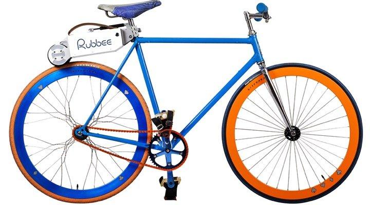 Convertissez votre vélo grâce au « kit vélo électrique »