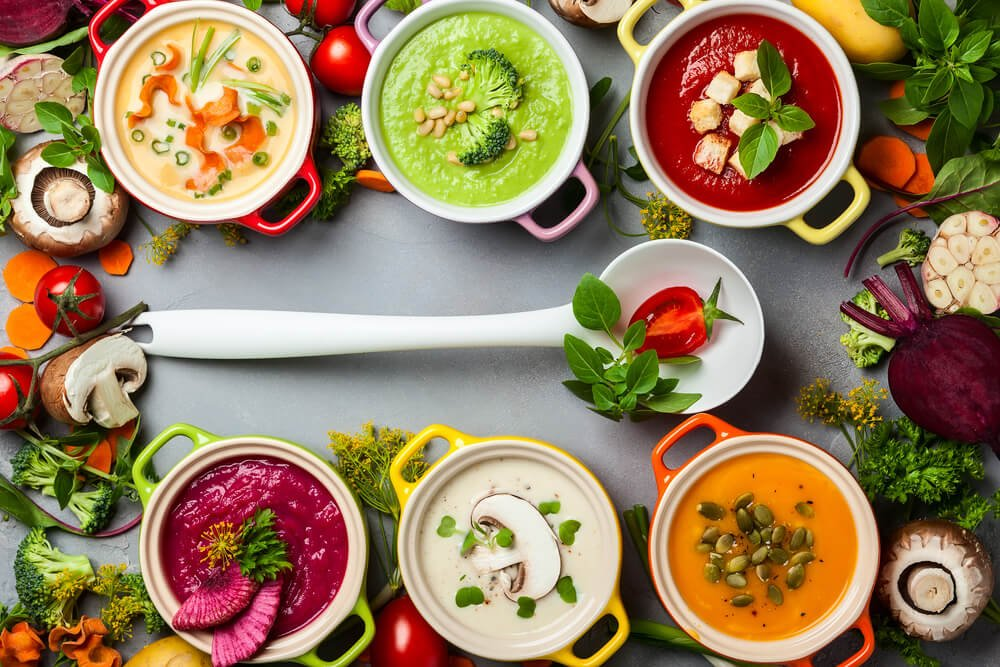 Photo of Soupe de légumes bio : 15 recettes  pour un hiver douillet !