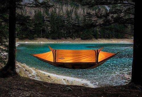 Photo of Flying tent : la tente modulable pour voyager léger