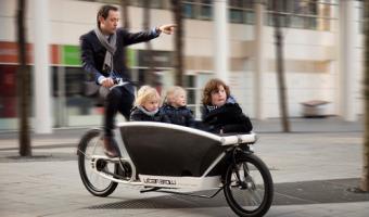 Le vélo-cargo, la vélorution du dernier kilomètre
