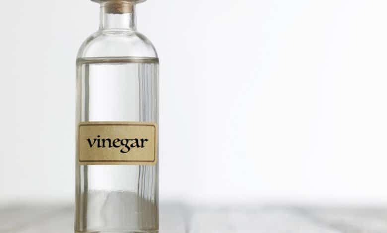 vinaigre blanc