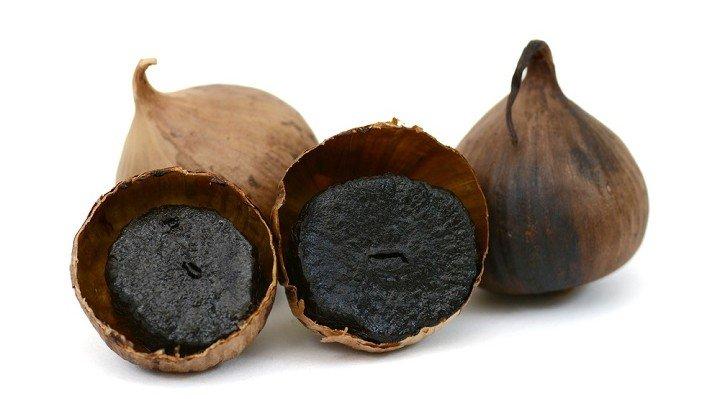 Les vertus et bienfaits thérapeutiques de l'ail noir