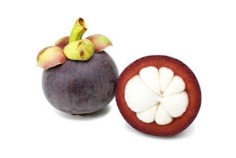 Mangoustan rime avec anti-oxydants