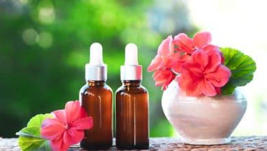 Photo of Les merveilles de l'huile essentielle de géranium rosat