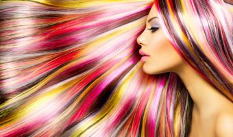 Coloration végétale sans ammoniaque pour la coloration des cheveux et des textiles