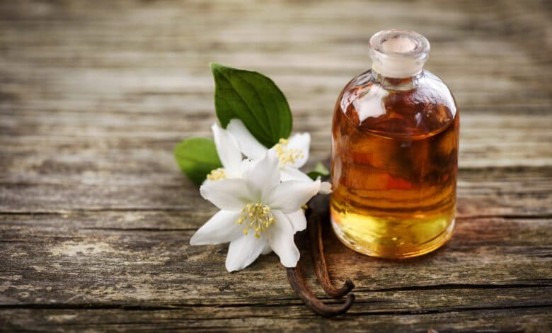 huile essentielle de vanille