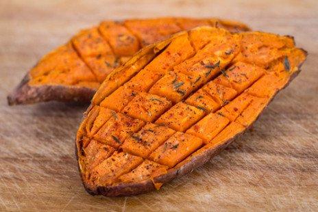 La patate douce, trésor de vitamine A et puissant anti-oxydant