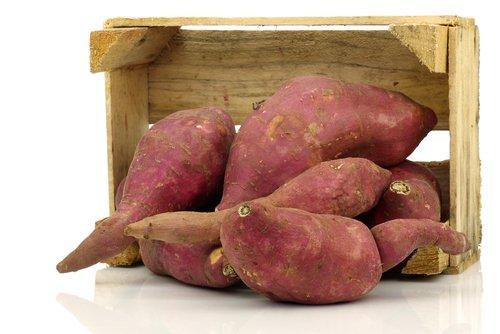 Photo of Patate douce : trésor de vitamine A et puissant anti-oxydant