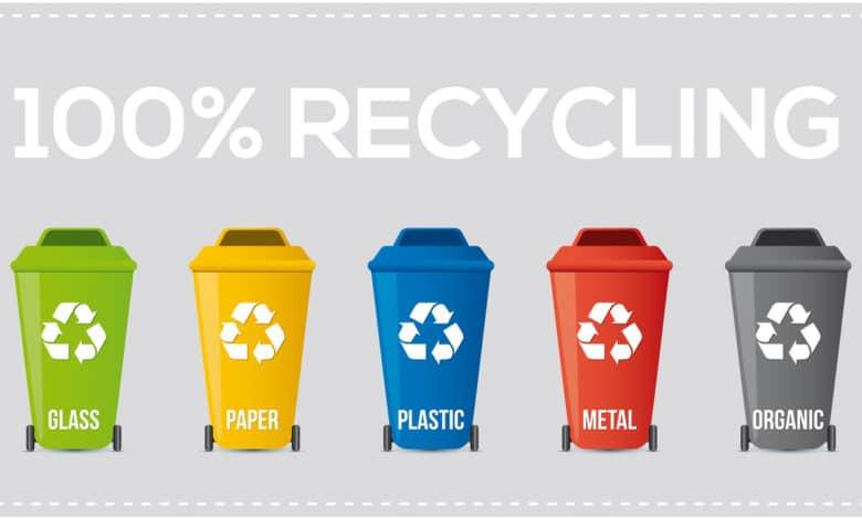 Tri sélectif des déchets