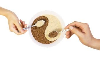 La macrobiotique, le Yin et le Yang