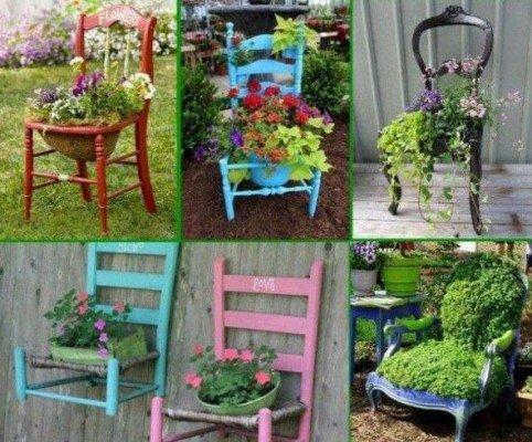 Variations de chaises !