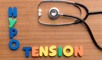 Connaître l'hypotension