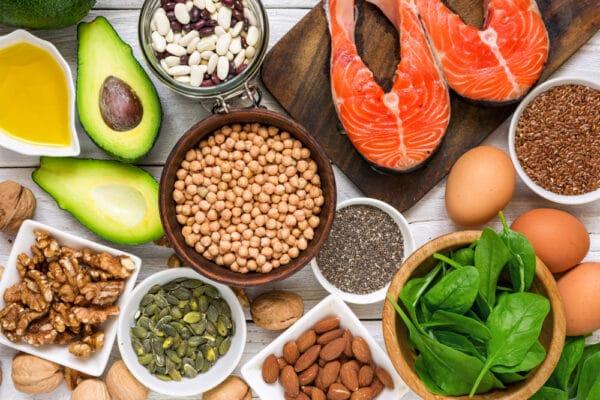 Aliments anti cholestérol