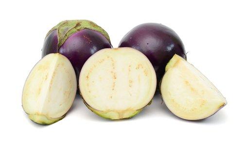 Aubergine : un concentré d'antioxydants
