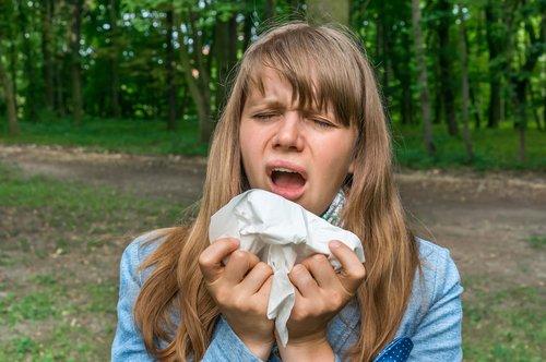 Combattre l'allergie