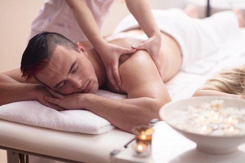 Appréciez le massage californien