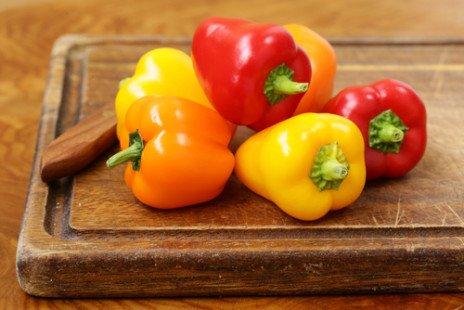 Poivron : un concentré de vitamines