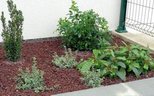 Pouzzolane, l'amie du jardinier