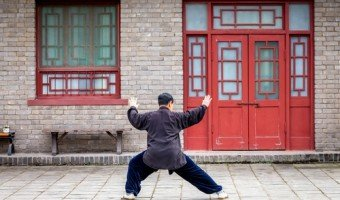 Tai chi chuan : l'art du mouvement