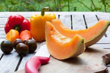 Les bienfaits du melon