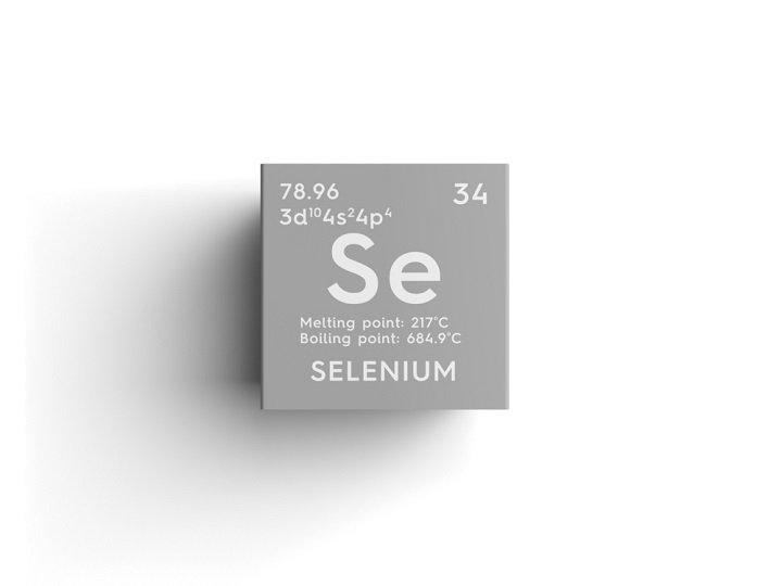 Le sélénium, indispensable