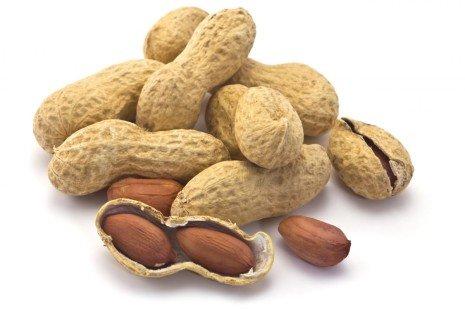 Les bienfaits de l'arachide