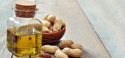 Les vertus de l'huile d'arachide