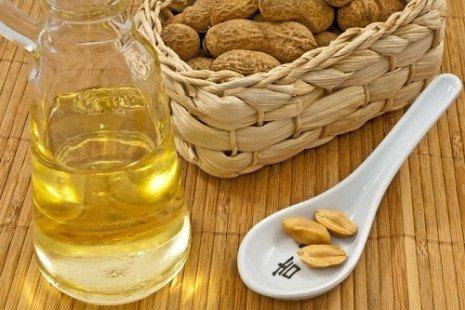 huile d'arachide