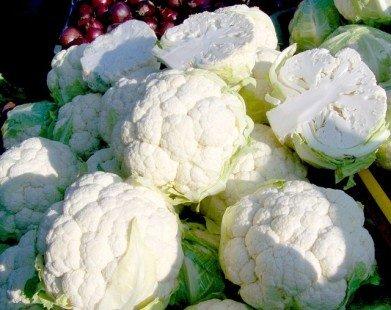 Les propriétés nutritionnelles du chou-fleur