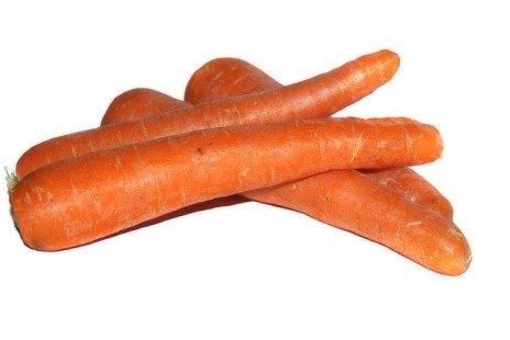 Les vertus des carottes