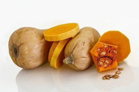 Les propriétés nutritionnelles des butternuts