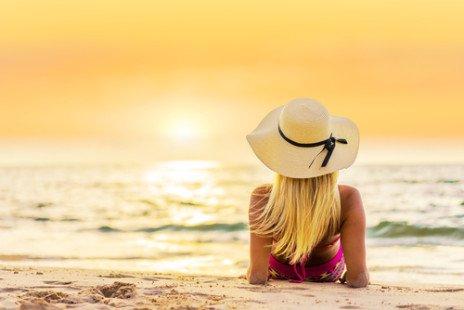 Un vrai besoin de soleil sur la peau