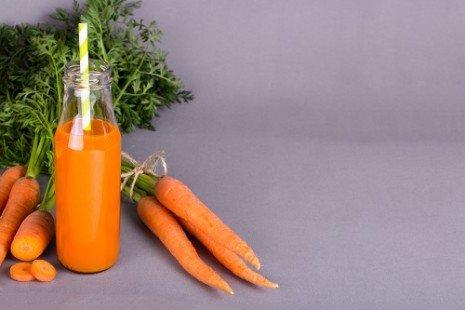 Mangez ou buvez des carottes !