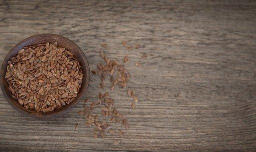 Les graines de lin : un autre substitut aux œufs