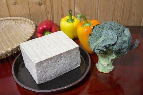 Le tofu pour remplacer les œufs