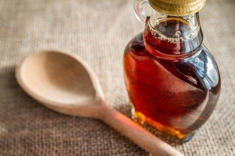 Par quoi remplacer le sucre : par du sirop d'érable