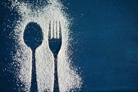 Le sucre glace