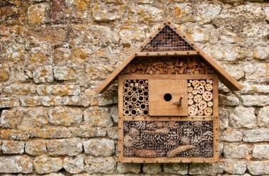 h tel insectes une maison pour vos petits auxiliaires au jardin. Black Bedroom Furniture Sets. Home Design Ideas
