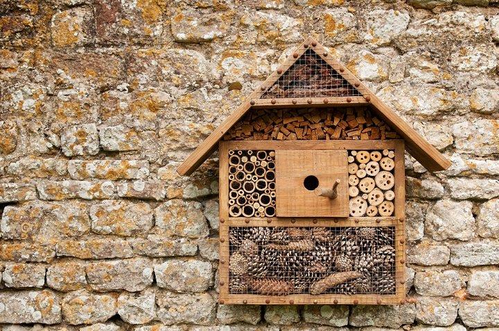 Pourquoi installer un hôtel à insectes dans son jardin ?