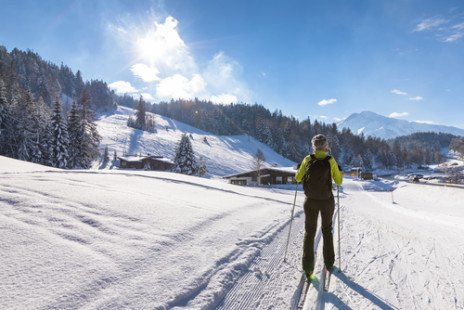 Skier et respecter l'environnement