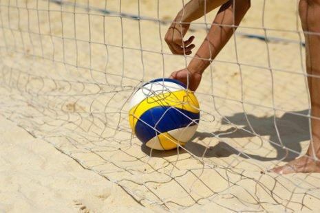 Découvrez le volley-ball