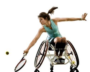 Handisport : des sportifs comme les autres