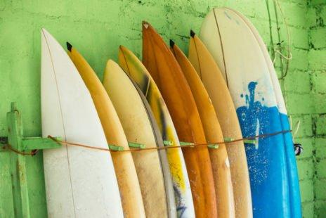 Le surf, un sport bon pour la tête et le corps !