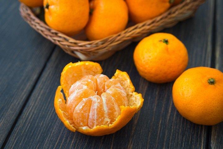 La mandarine : le fruit pour combattre la morosité de l'hiver