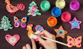 Pâte à sel : idéale comme activité créative !